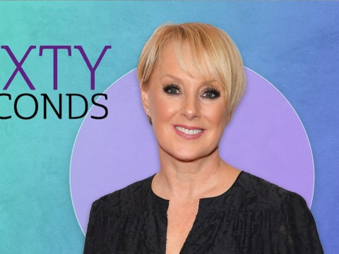 Sixty Seconds: Sally Dynevor on 34 years as Sally Metcalfe and the 60th anniversary of Coronation Street