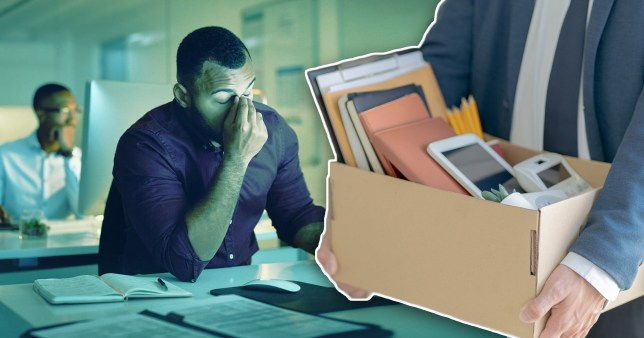 Over two-thirds of British workers are suffering from Workplace Survivor Syndrome - a type of PTSD, thinktank Hack Future Lab reported.
