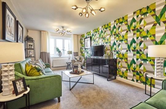 Tavistock Place, Harrowden Green, Bedfordshire MK45, from £330,000