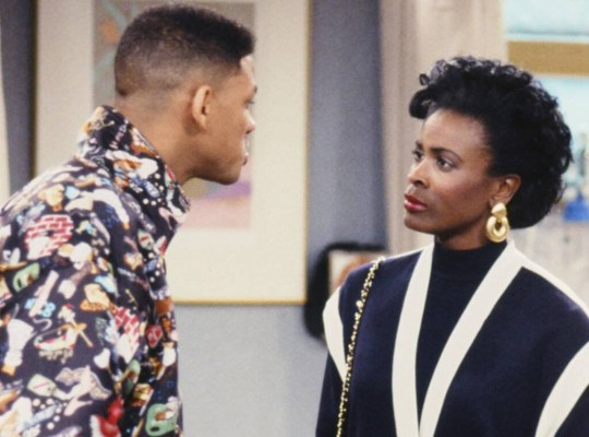 The Fresh Prince of Bel-Air - Will Smith and Janet Hubert