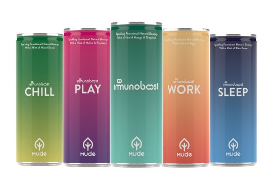 Beverages, £8 (six cans), thenakedcollective.com