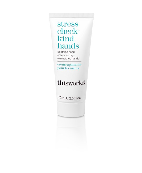 This Works Stress Check Kind Hands, £15