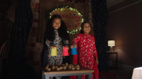 Argos Christmas advert 2020