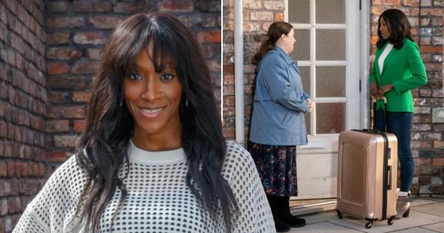 Coronation Street star Victoria Ekanoye expecting first child with boyfriend Jonny Lomas Rex
