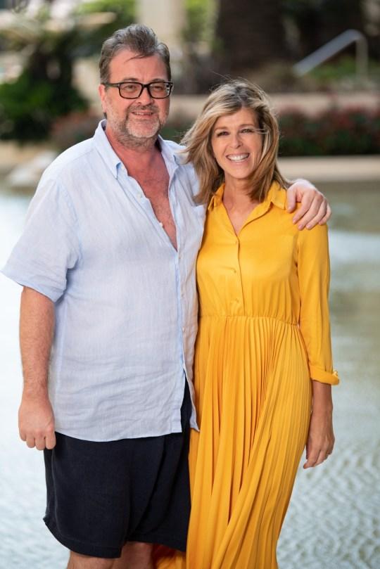 Derek Draper and and Kate Garraway