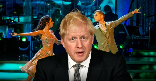 Boris Johnson and Strictly Come Dancing