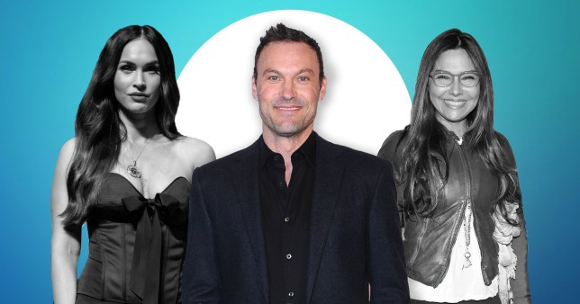 Brian Austin Green's Ex Vanessa Marcil Says 'Truth Always Comes Out' After Megan Fox's Comments to Him (Picture: Rex)
