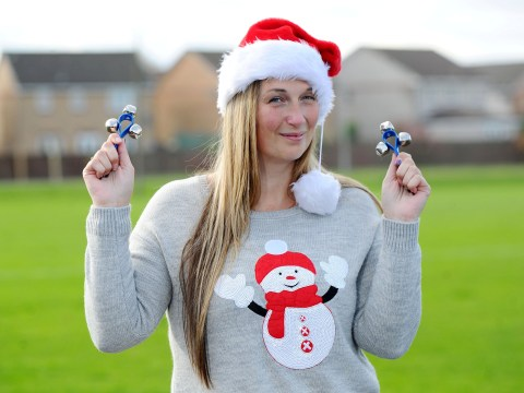 Scottish mum starts Christmas Eve 6pm bell ring so kids can get in the festive spirit