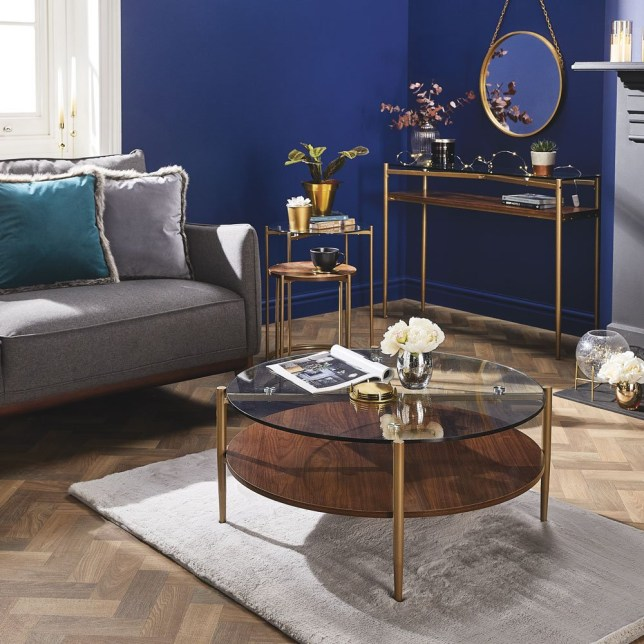 Aldi coffee table on sale now that looks just like high-end version - but £330 cheaper