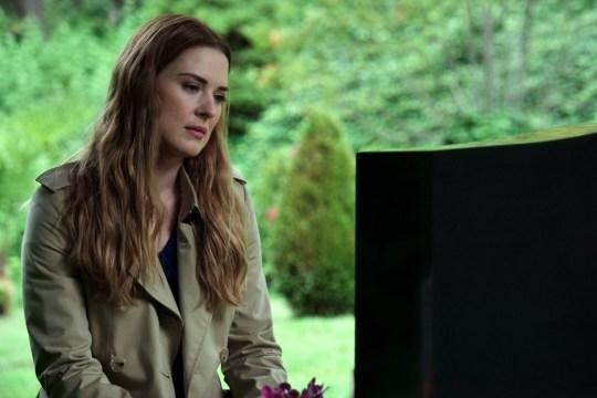 Alexandra Breckenridge as Melinda Monroe in Virgin River