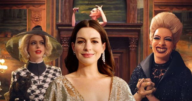 Anne Hathaway apologises for The Witches