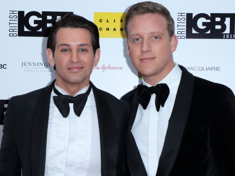 Made In Chelsea's Ollie Locke wants to start family with new husband Gareth after surprise wedding