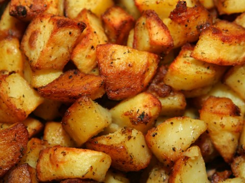 Chef shares hack for making the perfect roast potatoes