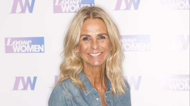 Ulrika Jonsson on 'Loose Women'