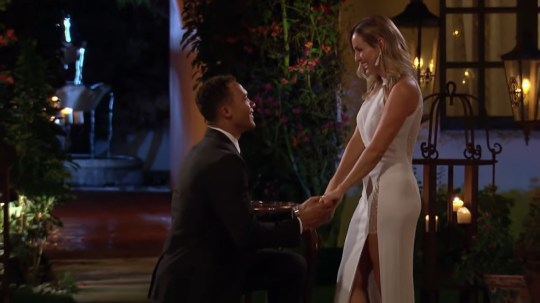 The Bachelorette Clare Crawley is officially engaged to Dale Moss