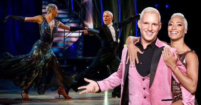 EXCL: Jamie laing strictly BBC