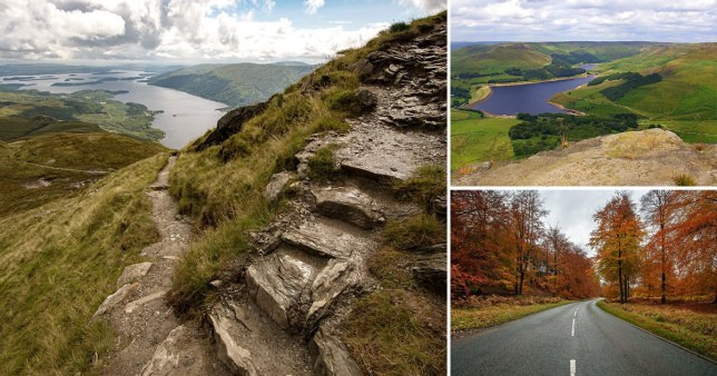 Romantic UK hikes to spice up your lockdown date