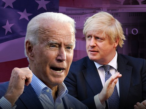 Joe Biden's victory 'will be a relief for Downing Street'