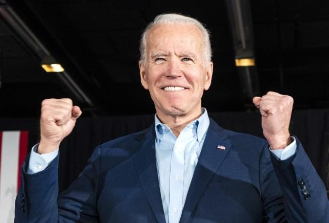 President Joe Biden wins US election