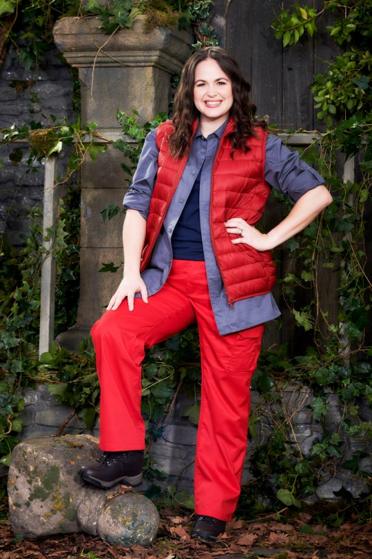 Giovanna Fletcher on I'm A Celebrity 2020