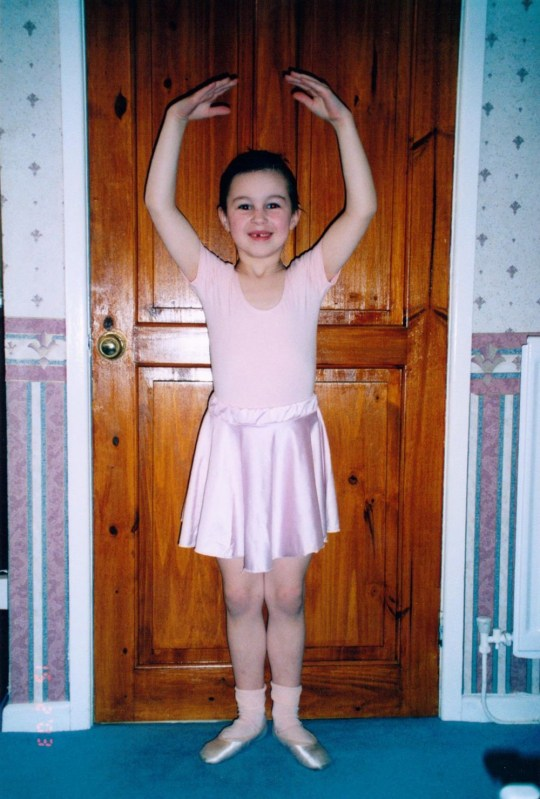 Amber aged seven (PA Real Life/Collect)