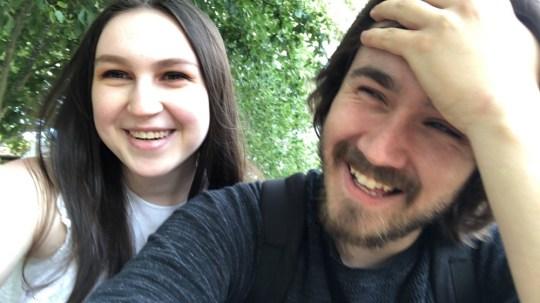 Amber and Ed (PA Real Life/Collect)