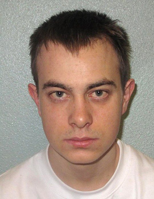 Metropolitan Police undated handout photo of Darren Peters who will be sentenced today after being found guilty of beating Gagandip Singh, a TV executive unconscious and leaving him to die in a burning car.