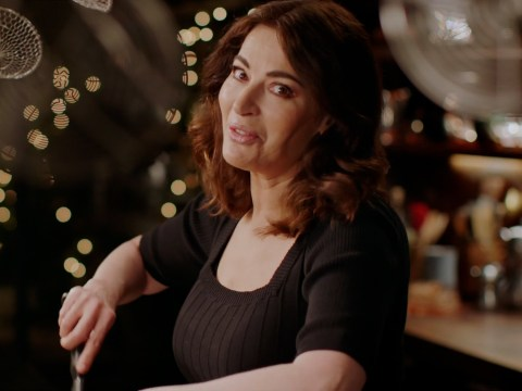 Nigella Lawson can't resist laughing at microwave memes as fans share their own pronunciations