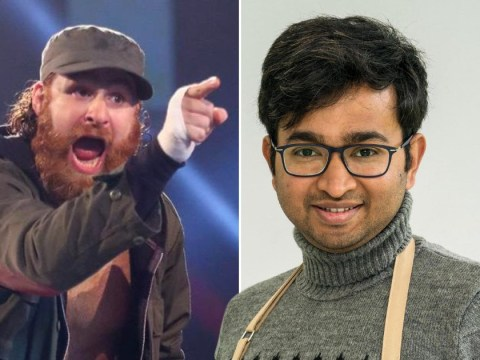 WWE's Sami Zayn loves Bake Off champ Rahul Mandal and calls him one of 'best ever characters' in TV history