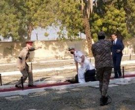 Deux blessés dans une explosion lors d'une cérémonie organisée par la France pour marquer le jour du Souvenir au cimetière non musulman de Djeddah, en Arabie saoudite