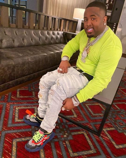 Dallas rapper Mo3