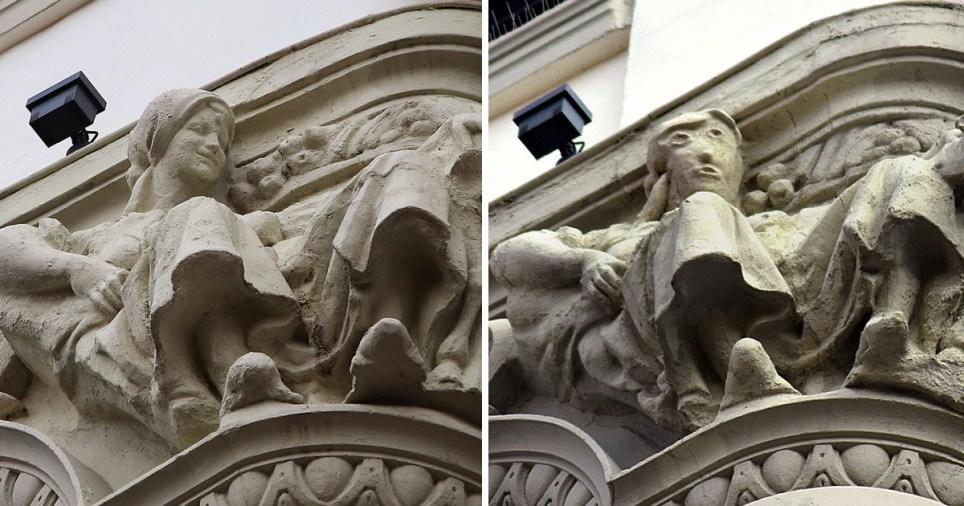 Spanish sculpture gets hilarious botched restoration AP