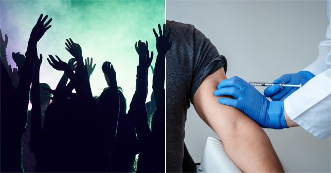 Fans may have to prove they've had Covid-19 vaccine on Ticketmaster to get into concerts