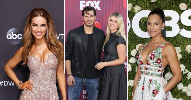 Selling Sunset's Amanza Smith slams Gleb Savchenko's wife for using Chrishell Stause as 'cheap PR stunt' amid affair rumours