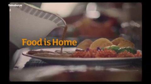 Sainsbury's Christmas advert 2020