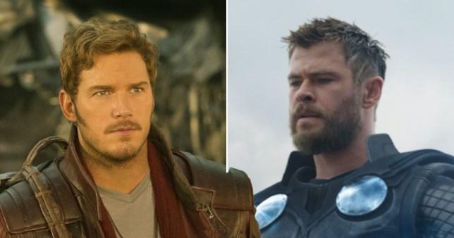 Chris Pratt Joins 'Thor 4' Cast as Star-Lord Rex