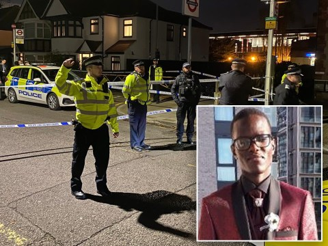 Family 'utterly devastated' after boy, 17, stabbed to death in broad daylight