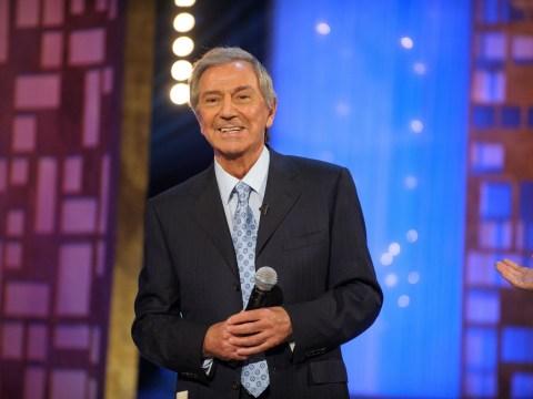 TV legend Des O'Connor dies aged 88
