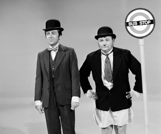 Des O'Connor and Harry Secombe 'The Des O'Connor Show' TV Series 5