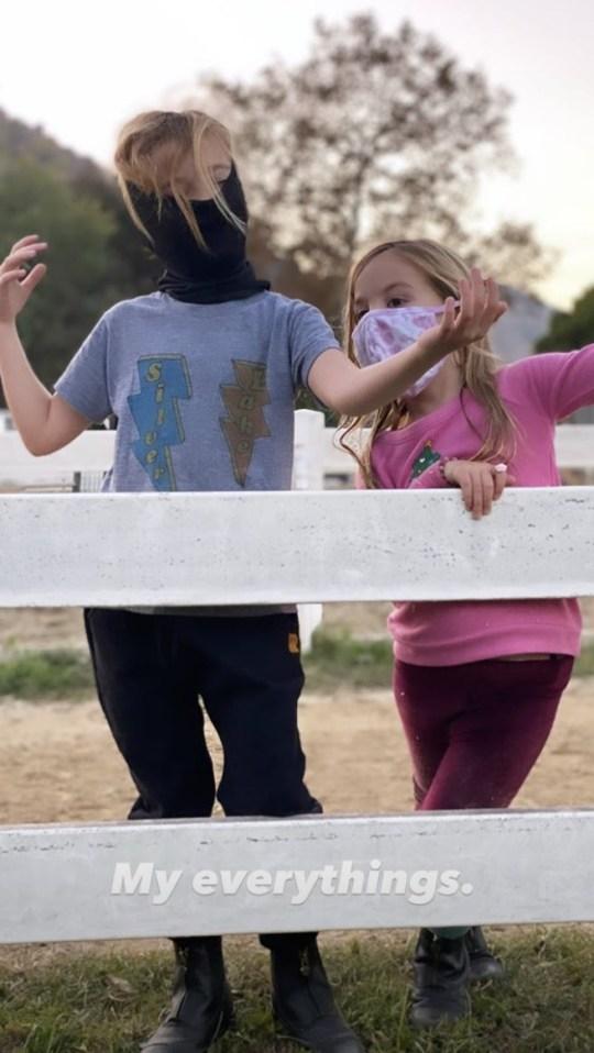 Olivia Wilde calls kids her everything after Jason Sudeikis split