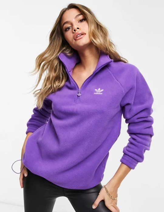 The 90s fleece is back ? here is where to buy the best Picture: Asos