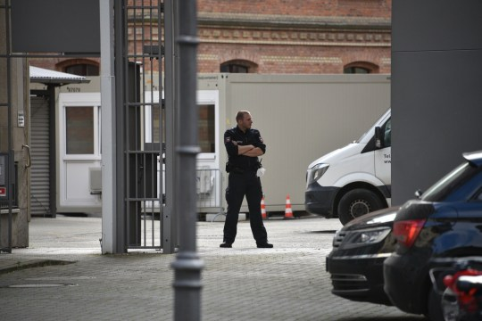 Christian Brueckner is being brought to Braunschweig district court in the morning. He's the main suspect in the Maddie McCann murder case. Pictured: general view,gv Ref: SPL5198425 161120 NON-EXCLUSIVE Picture by: SplashNews.com Splash News and Pictures USA: +1 310-525-5808 London: +44 (0)20 8126 1009 Berlin: +49 175 3764 166 photodesk@splashnews.com World Rights, No Austria Rights, No Germany Rights, No Switzerland Rights