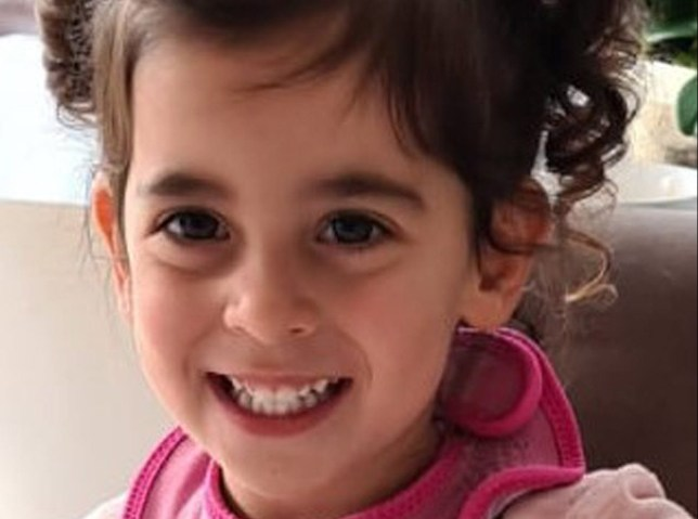 Two-year-old girl cokes to death on sausage given for lunch at nursery Sadie Salt https://www.justgiving.com/fundraising/adam-salt1?utm_source=whatsapp&utm_medium=fundraising&utm_content=adam-salt1&utm_campaign=pfp-whatsapp&utm_term=e6039e74e7be462484082c48ff4a3b83&fbclid=IwAR1DoF5VKmMlq95kokWjmzyT65qtbekQyuc0Ab0irvt1xAYIbzAtpR2vUjQ Picture: Just Giving