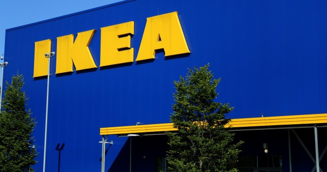 The Ikea store in Reading