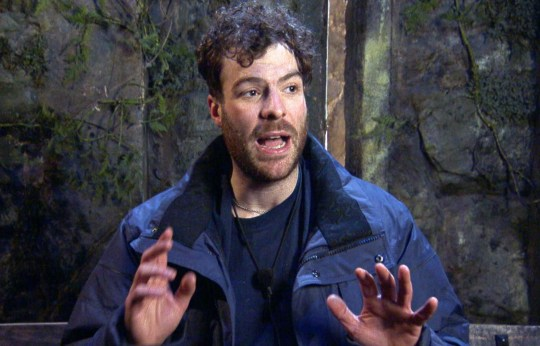 STRICT EMBARGO - NO PUBLICATION BEFORE 22:15 GMT Thursday 19th November 2020. Editorial use only Mandatory Credit: Photo by ITV/REX (11023783hw) Post-Trial - Jordan North 'I'm a Celebrity... Get Me Out of Here!' TV Show, Series 20, Show 5, Gwrych Castle, Wales, UK - 19 Nov 2020
