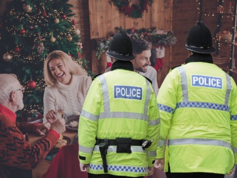 Police won't barge in on Christmas dinners to catch Covid rule-breakers