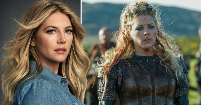 Katheryn Winnick responds to award nomination