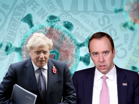 Boris and Hancock facing legal action over top Covid jobs for 'Tory pals'