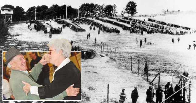 Friedrich Karl Berger, 94, who served as a Nazi camp guard will be deported to Germany after an appeal was overturned.