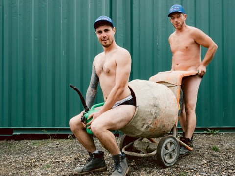 These tree surgeons have created a cracking new naked calendar in aid of Mind